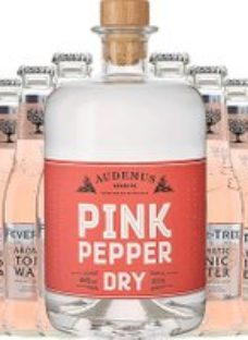Pink Pepper Dry Gin & Tonic Bundle