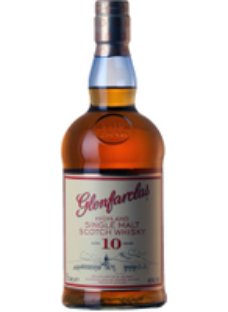 Glenfarclas 10 Year Old Single Malt Whisky 70cl