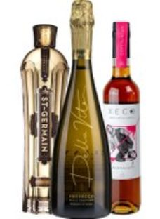Della Vite Prosecco Luminosa Cocktail Bundle