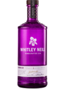 Whitley Neill Rhubarb & Ginger Flavoured Gin 70cl