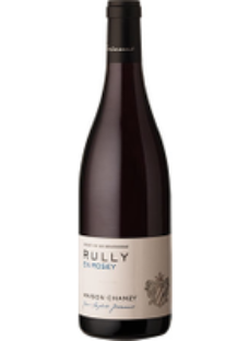 """Rully Rouge """"En Rosey"""" Maison Chanzy 2018"""