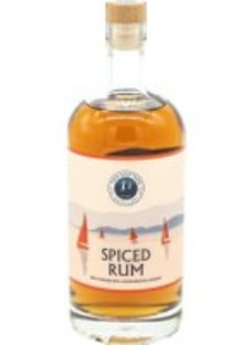 Two Drifters Spiced Rum