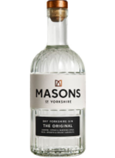 Masons Yorkshire Gin 70cl