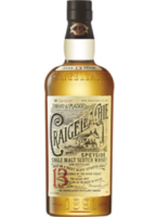 Craigellachie 13 Year Old Whisky 70cl