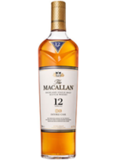 The Macallan 'Double Cask' 12 Year Old Single Malt Whisky